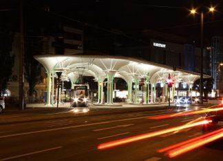 transport tramwaj