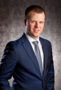 Andrzej Szymczyk, Associate Director – Hospitality Department w Walter Herz