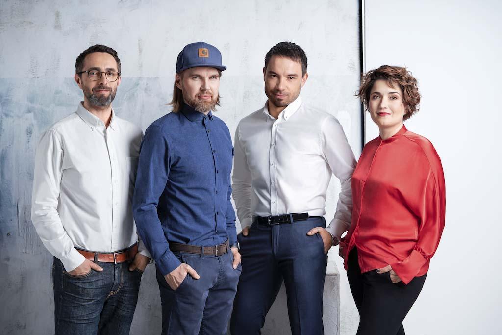 Brand New Galaxy – Kraczyk, Glapinski, Klos, Adamkiewicz