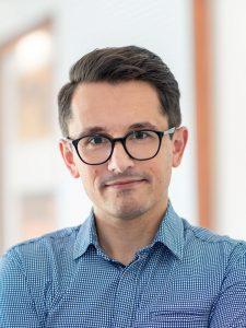 Dominik Rykowski, Dyrektor GBS w NSG Group wPolsce