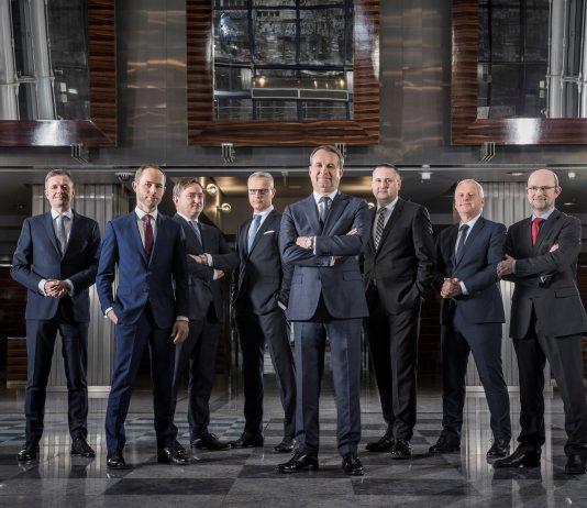 Grupa Warta – zarząd