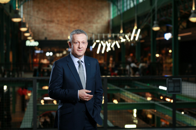 Grzegorz Strutyński - Dyrektor Komercyjny (Commercial Director) w Globalworth Poland