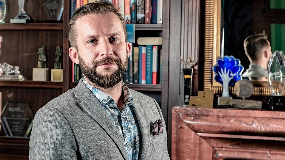 Jakub Gontarek, ekspert Konfederacji Lewiatan