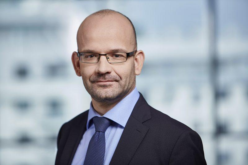Jean-Charles Aranda, Wiceprezes Zarządu Banku BGŻ BNP Paribas, odpowiedzialny za Obszar Finansów
