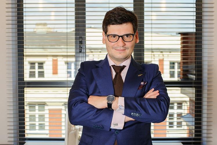 Kamil Rafał Gancarz – polski finansista, przedsiębiorca, prezes fundacji Blockchain Development Foundation