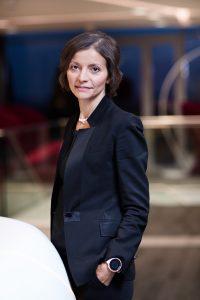 Kinga Barchoń MRICS, Członkini panelu doradczego RICS w Polsce; Partnerka, Liderka zespołu ds. nieruchomości i Liderka zespołu ds. sporów gospodarczych w PwC: