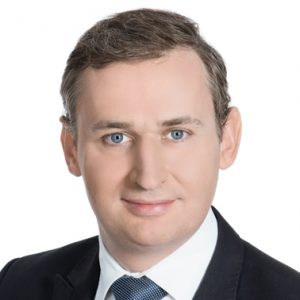 Krzysztof Borżoł, adwokat, Senior Associate w Kancelarii Taylor Wessing w Warszawie