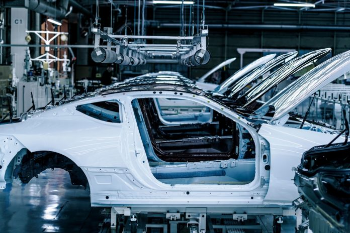 Luxus fabryka przemysł motoryzacja (5)