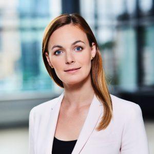 Małgorzata Grzywacz, Dyrektor Marketingu z firmy Esri Polska zajmującej się dystrybucją oprogramowania do analiz przestrzennych