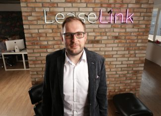 Marcin Grodowski, COO LeaseLink