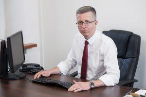 Michał Sadecki, prezes Polskiej Grupy Supermarketów (PGS)
