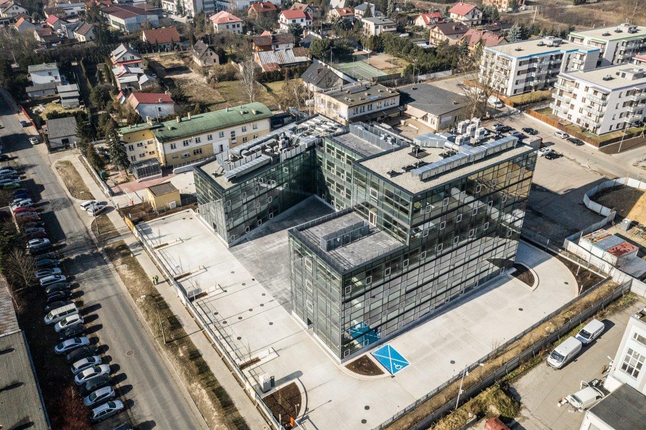 Nowa siedziba Izby Celnej w Krakowie (2)