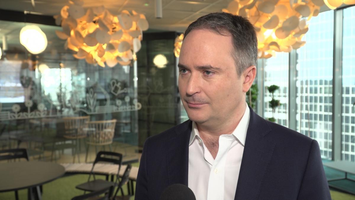 Francois Nuyts, prezes zarządu Allegro