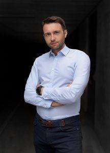 Przemysław Konieczny, Branch Manager zmiędzynarodowej firmy rekrutacyjnej CPL Jobs