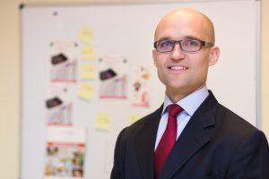 Robert Majkowski, prezes zarządu Funduszu Hipotecznego DOM fot. Adam Cisowski