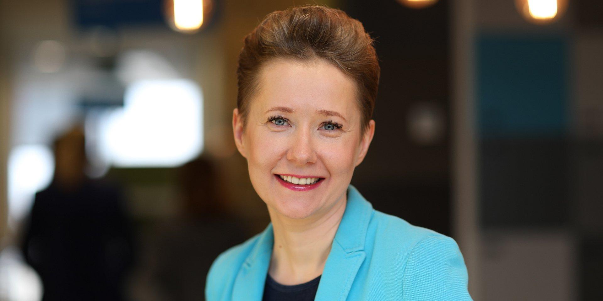 Sylwia Pędzińska, senior partner odpowiedzialna w Colliers International w Polsce za obszar Innovation&Knowledge