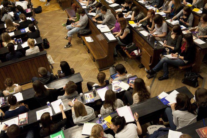 Uniwersytet Warszawski – student studia (10)