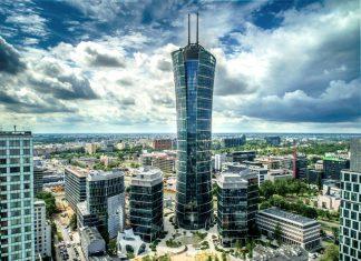 Warsaw Spire, Wronia 31 i Plac Europejski Warszawa