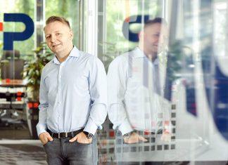 Daniel Mączyński Wiceprezes Pragma Faktoring, pomysłodawca inwestycji w LeaseLink