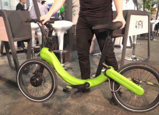 MWC19: Rowery i hulajnogi elektryczne mogą pomóc w odkorkowaniu zatłoczonych miast. Te inteligentne mają funkcję automatycznego składania i systemy kontroli prędkości