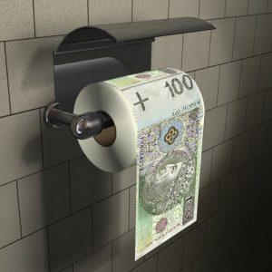 papier toaletowy z Polski