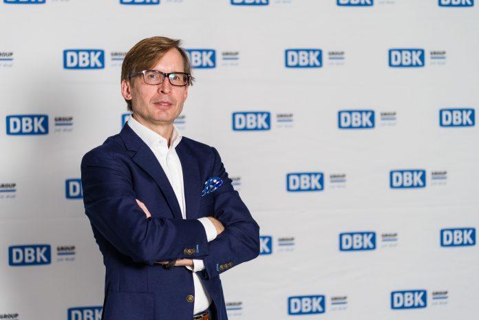 Artur Nowicki, członek Rady Nadzorczej Grupy DBK