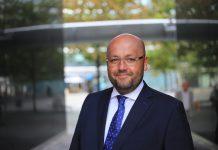 Sebastian Bedekier, partner, dyrektor regionalny Colliers International w Poznaniu