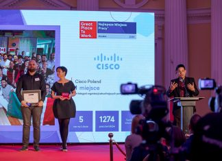 Cisco_Great Place to Work 2019