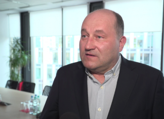Wojciech Ratajczyk, prezes zarządu Trenkwalder Polska, wiceprezes Polskiego Forum HR