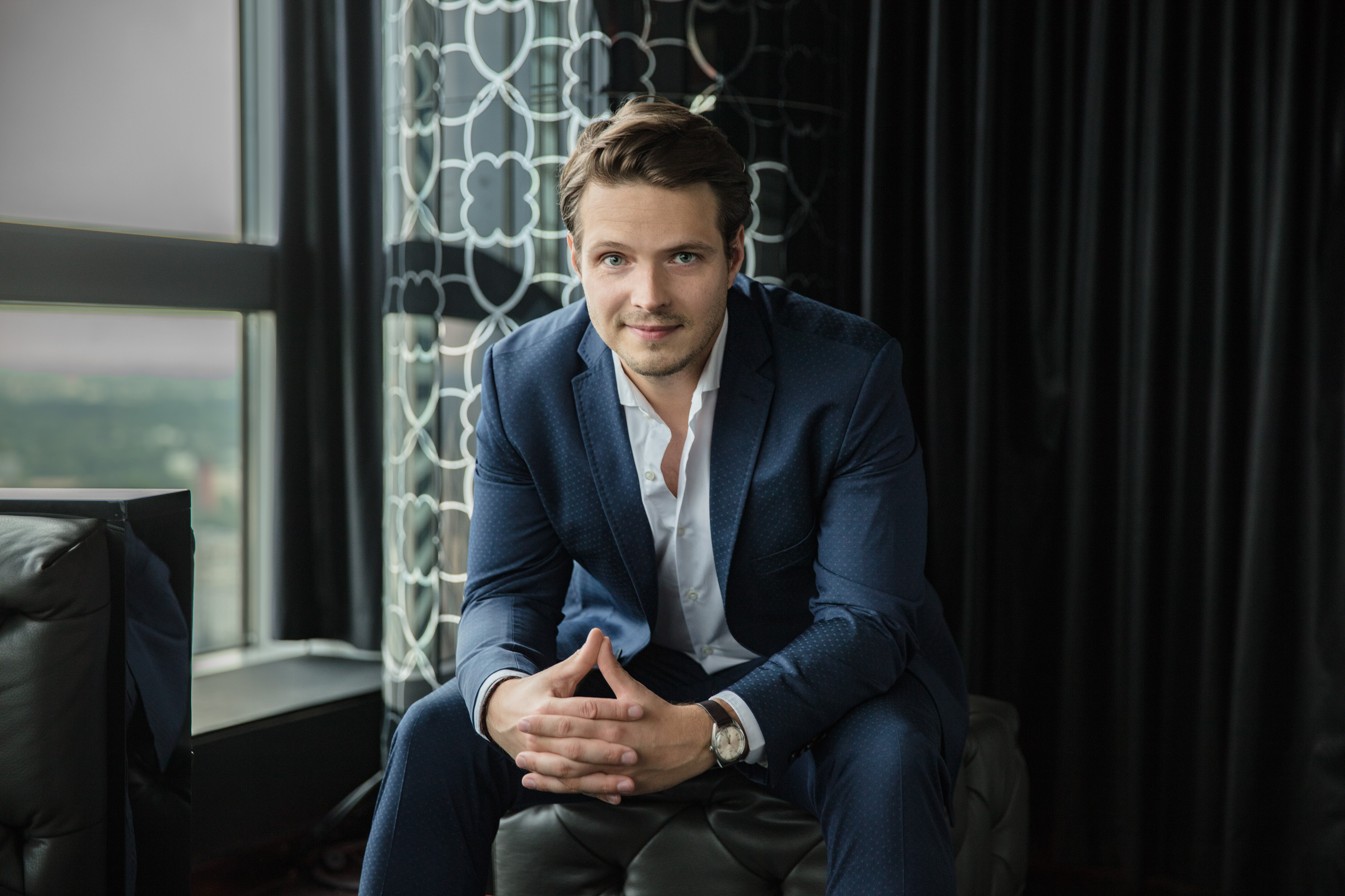 Iwo Rybacki – Członek Zarządu w Assay Group