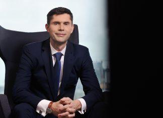 Maciej Nuckowski członek zarządu Diebold Nixdorf