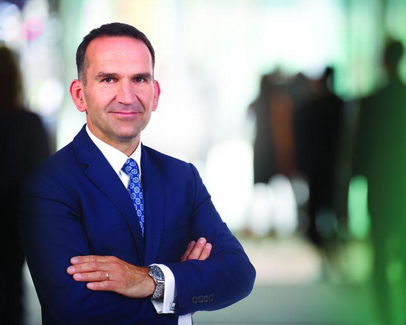 Marcin Klammer, Prezes Zarządu, CEO CEE, Europa Środkowa i Wschodnia, BNP Paribas Real Estate Poland