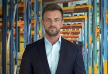 Marek Dobrzycki, Managing Director, Panattoni Europe