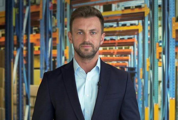 Marek Dobrzycki, Managing Director, Panattoni Europe
