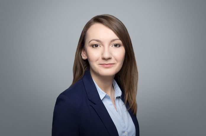 Marta Kudła,menedżer ds. rozwiązań biznesowychw firmie KonicaMinolta