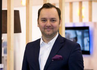 Mikołaj Pertek - dyrektor FIBARO na Europę Centralną