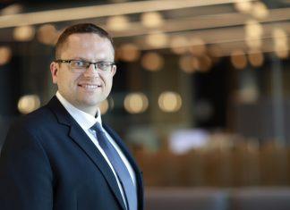 Karol Piekarski, dyrektor regionalny Colliers International w Lublinie