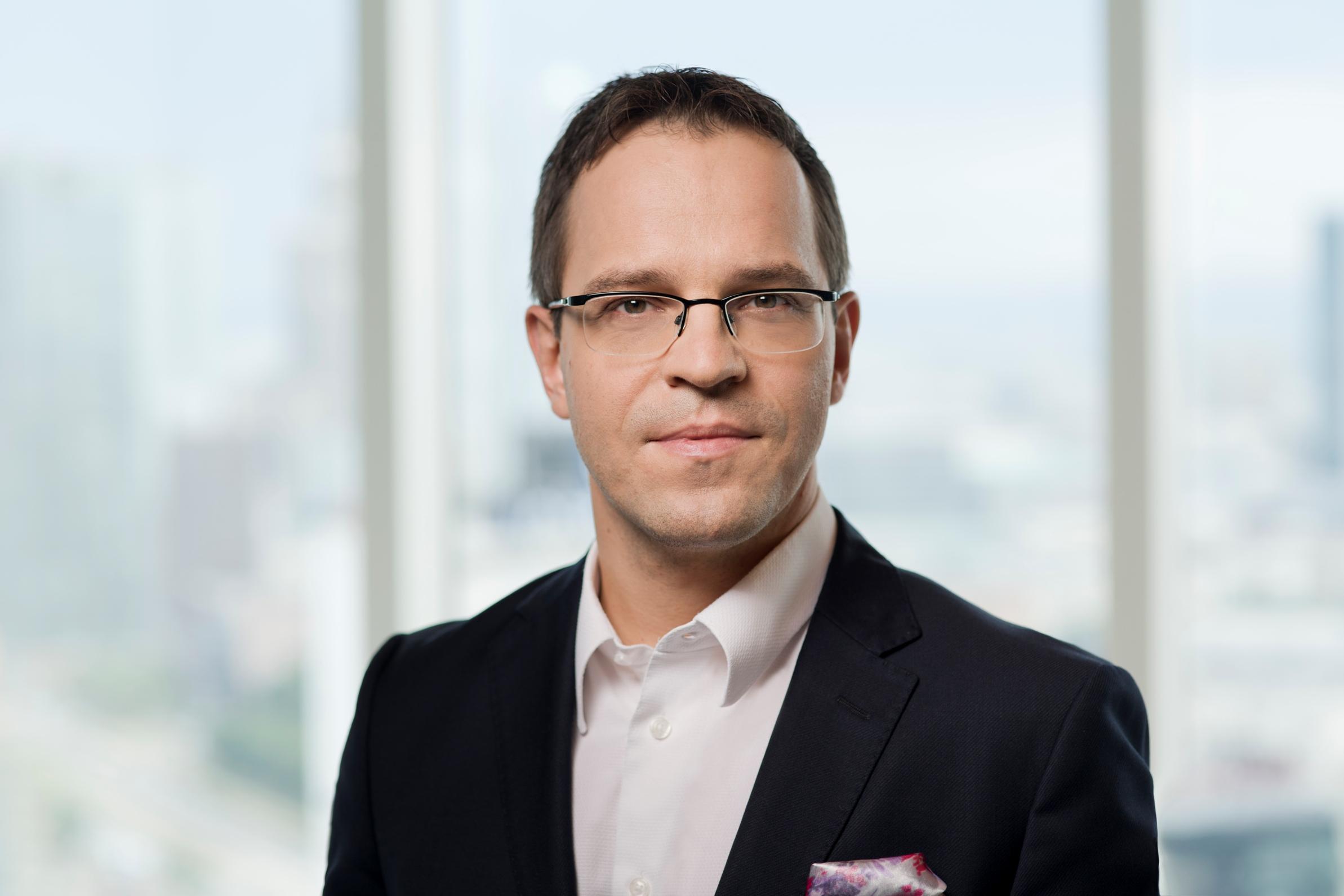 Tomasz Owczarek - nowy dyrektor sprzedaży w Mastercard
