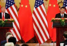 USA-Chiny