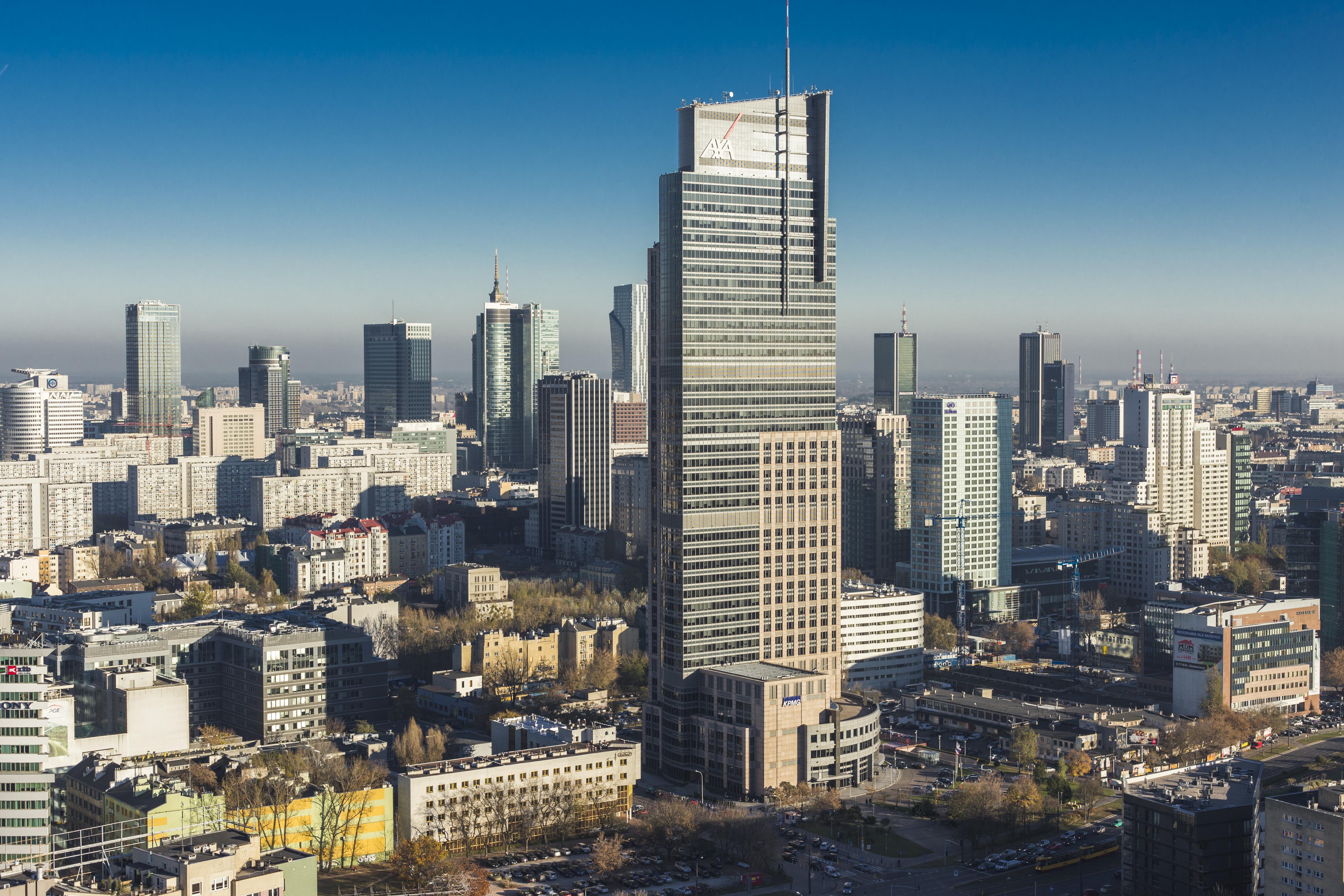 Warsaw Trade Tower – Warszawa
