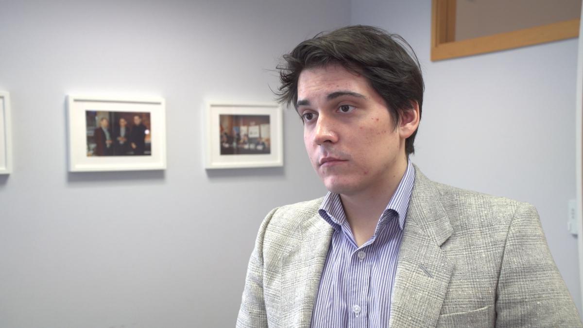 Jakub Bińkowski, analityk isekretarz Departamentu Prawa iLegislacji Związku Przedsiębiorców iPracodawców