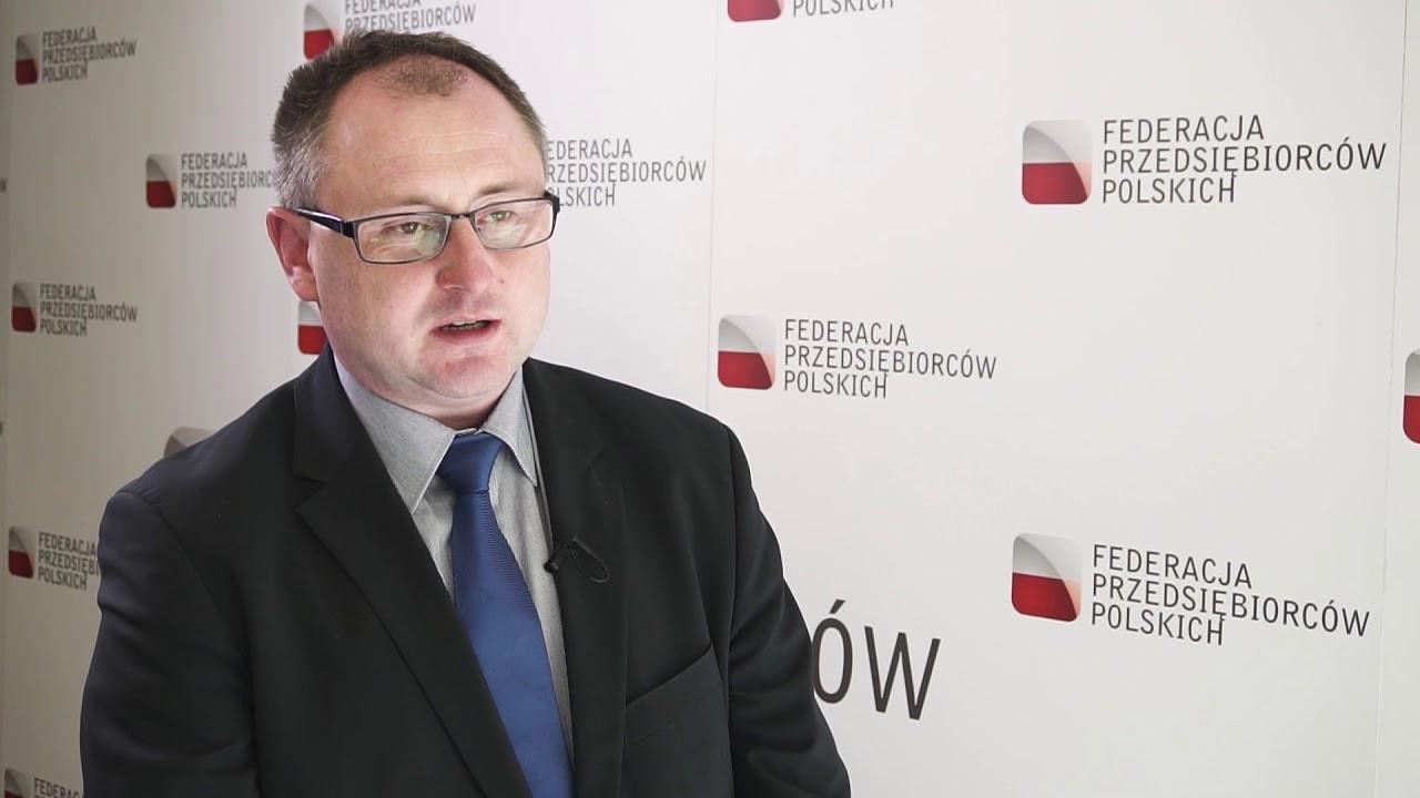 Grzegorz Lang, ekonomista Federacji Przedsiębiorców Polskich