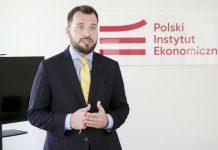 Piotr Arak, prezes Polskiego Instytutu Ekonomicznego