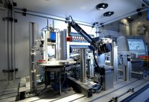 robot przemysł