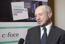 Henryk Orfinger, prezes zarządu Dr Irena Eris