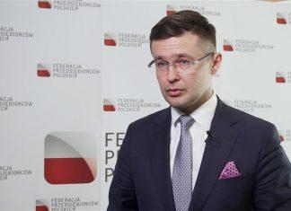 Mariusz Korzeb, wiceprzewodniczący Federacji Przedsiębiorców Polskich