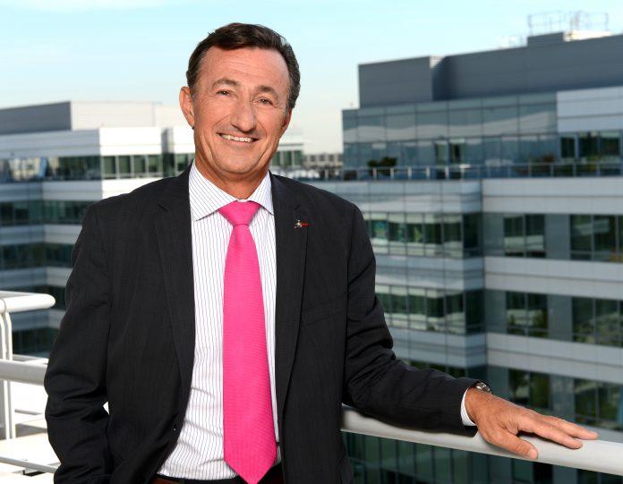 Bernard Charlès, wiceprezes i dyrektor generalny firmy Dassault Systèmes
