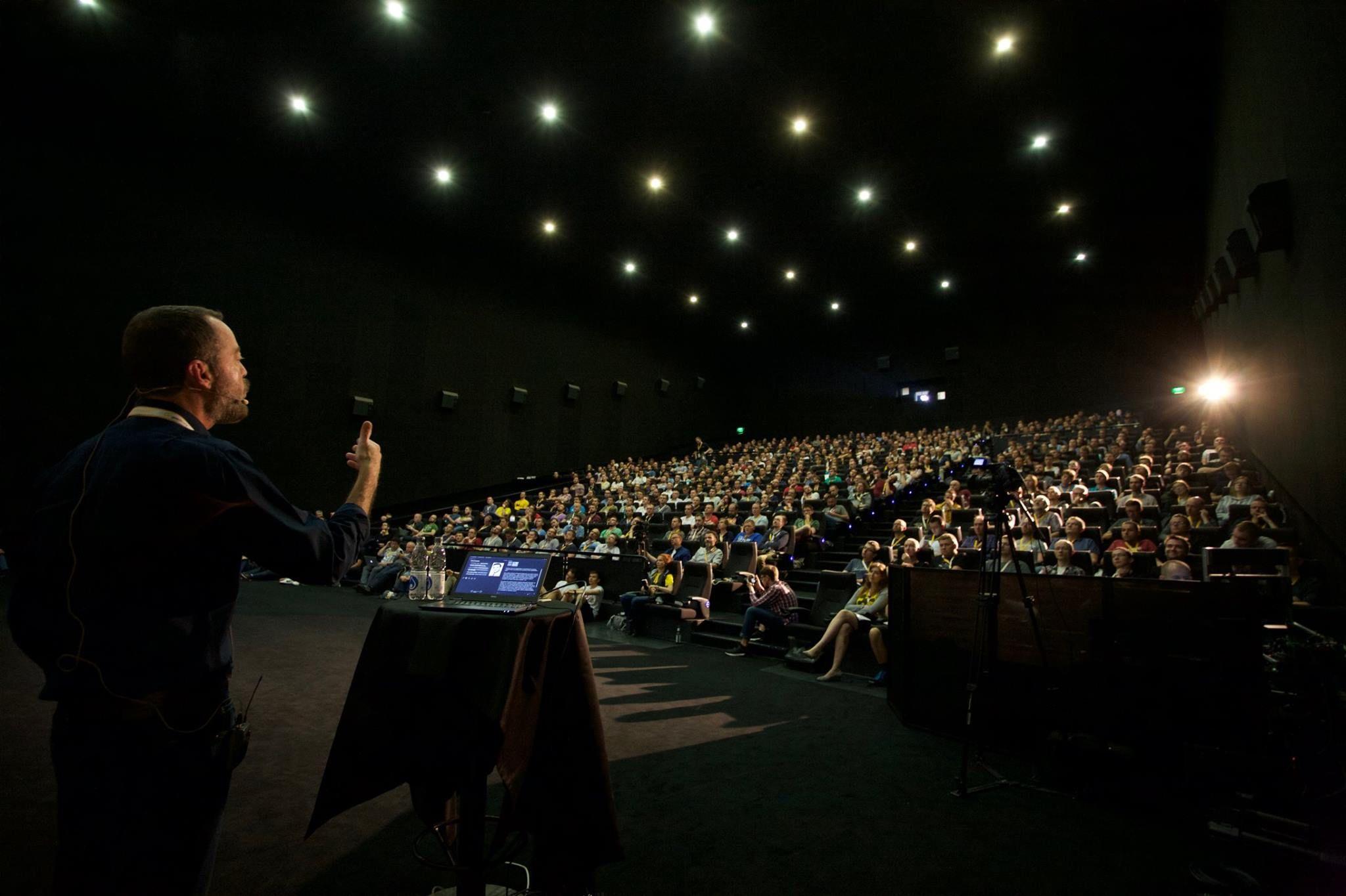 GeeCON to konferencja IT przyciągająca najlepszych specjalistów