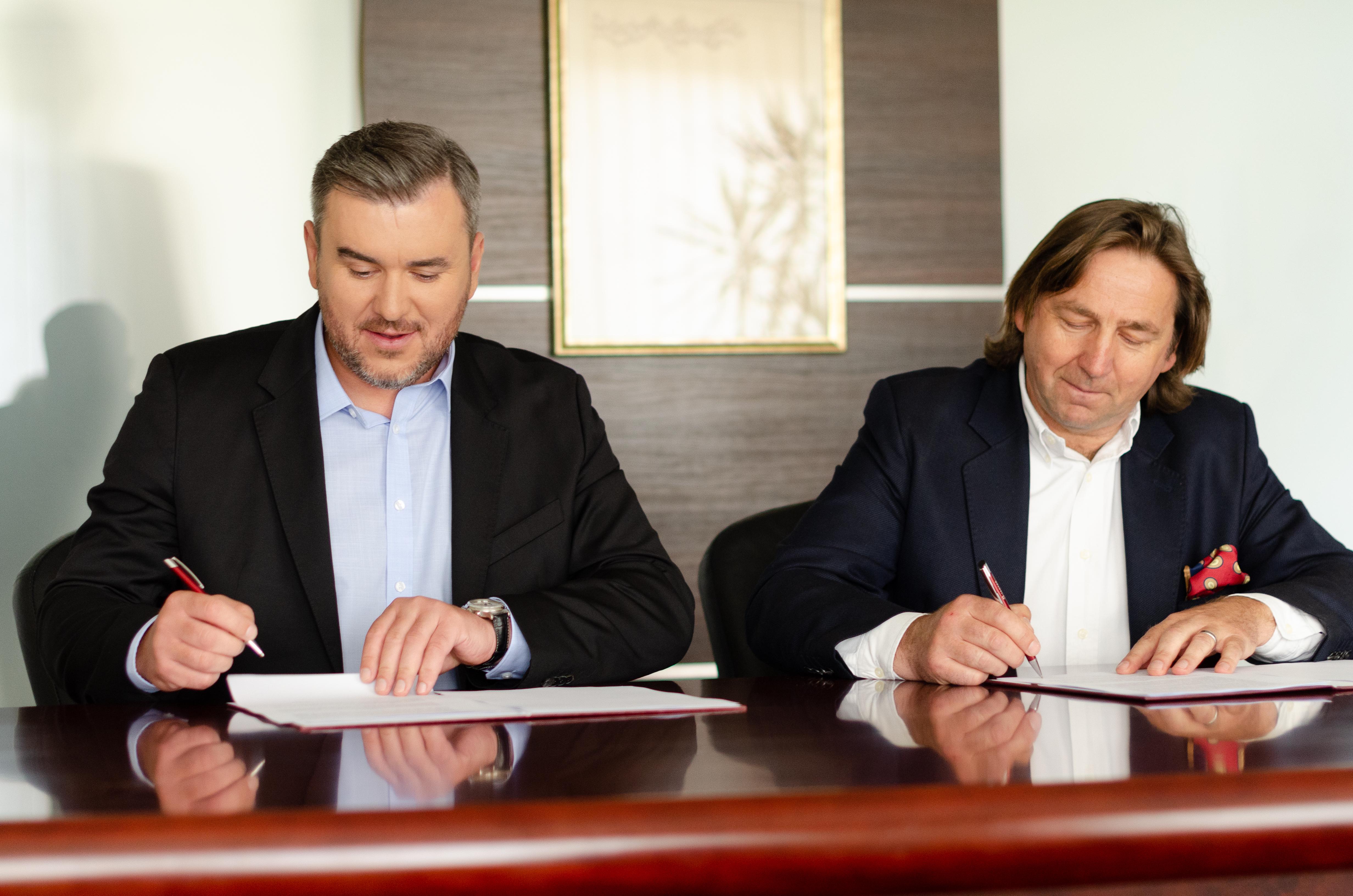 Jakub Nowak i Jarosław Mazurek