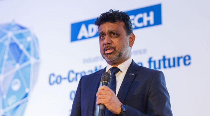 Jash Bansidhar, Associate VP, Head of Industrial loT Europe